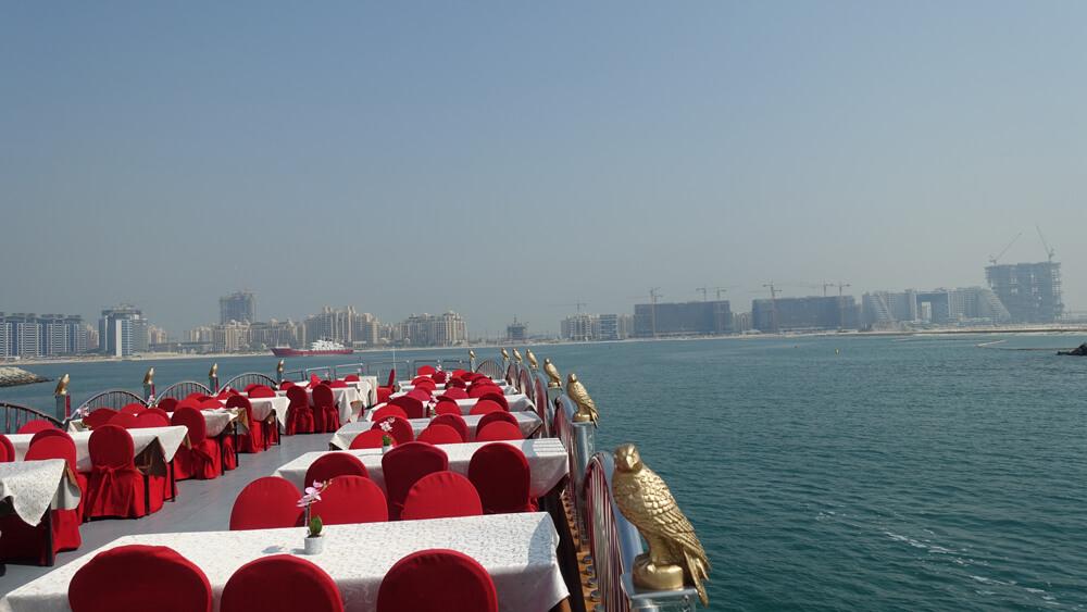 Marina Boat Cruise